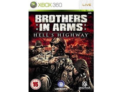 X360 Brothers in Arms Hells Highway