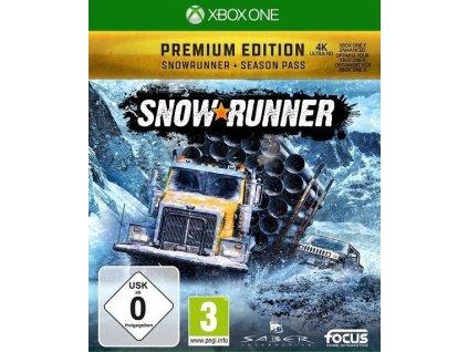XONE SnowRunner Premium Edition