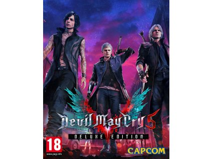 XONE Devil May Cry 5 Deluxe Edition Steelbook