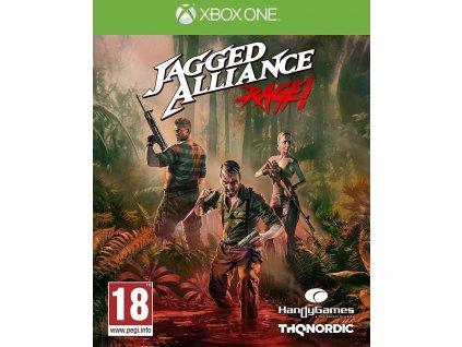XONE Jagged Alliance Rage