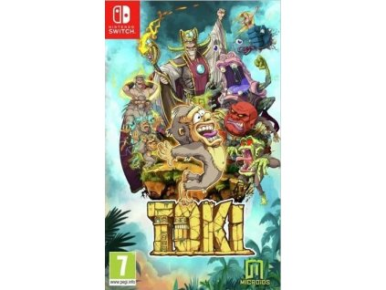 Switch Toki