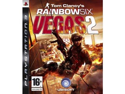 PS3 Tom Clancys Rainbow Six Vegas 2