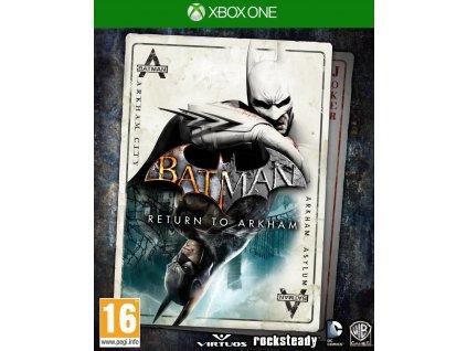 XONE Batman Return to Arkham