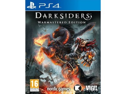 PS4 Darksiders Warmastered Edition CZ Nové
