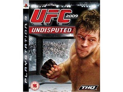 PS3 UFC 2009 Undisputed