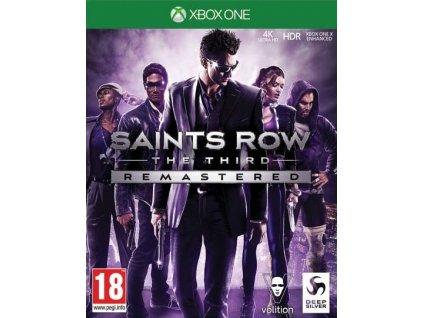 XONE Saints Row The Third Remastered