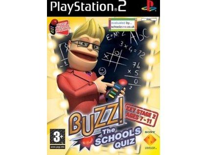 buzz the schools quiz no buzzers ps2