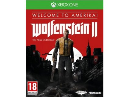 xbox one wolfenstein 2 the new colossus welcome to america edition