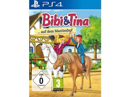 ps4 bibi tina at the horse farm nova