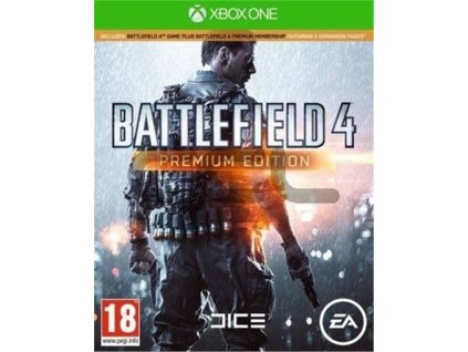 XONE Battlefield 4 Premium Edition