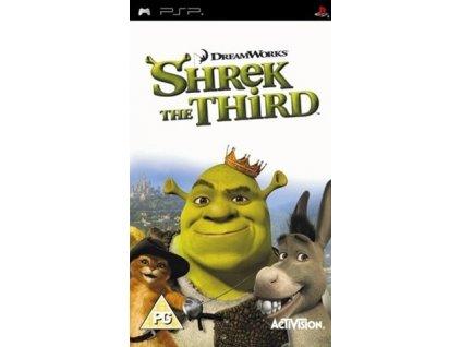 shrek the third psp