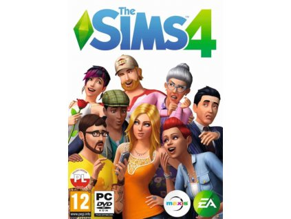 PC The Sims 4 CZ