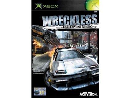 wreckless the yakuza missions xbox