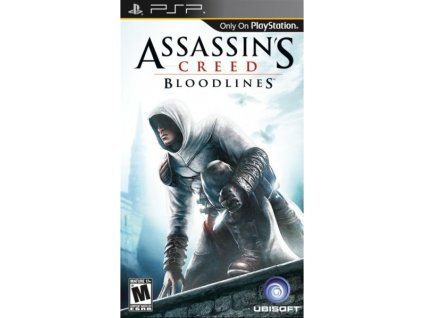 PSP Assassins Creed Bloodlines