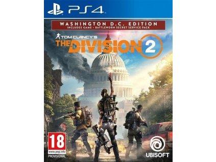 PS4 Tom Clancys The Division 2 Washington D.C. Edition