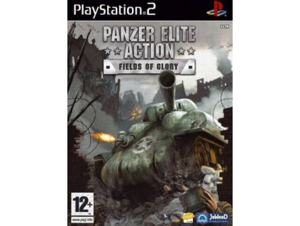 PS2 Panzer Elite Action