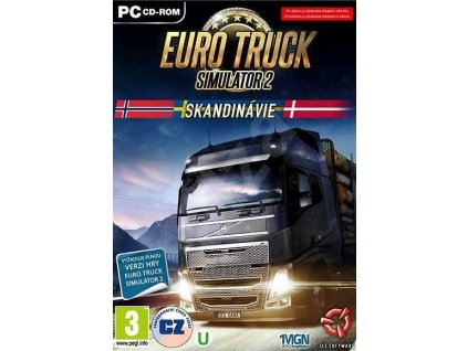 euro truck simulator 2 skandinavie pc