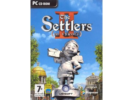 the settlers 2 10 vyroci pc
