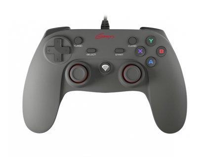 PS3 ovladač drátový Genesis P65