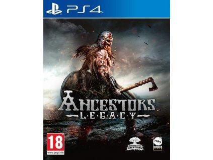 PS4 Ancestors Legacy