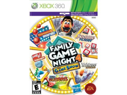 X360 Family Game Night 4 The Game Show