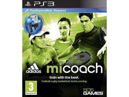 PS3 Adidas miCoach