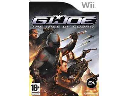 gi joe the rise of cobra wii