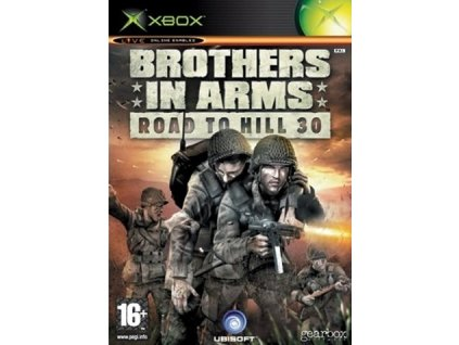 brothers in arms road to hill 30 xbox