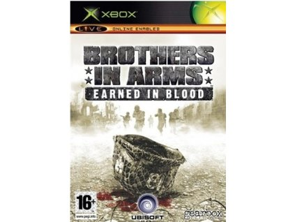 brothers in arms earned in blood xbox