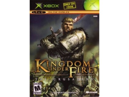 xbox kingdom under fire the crusaders