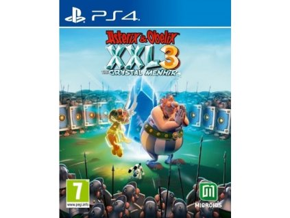 PS4 Asterix and Obelix XXL 3 The Crystal Menhir