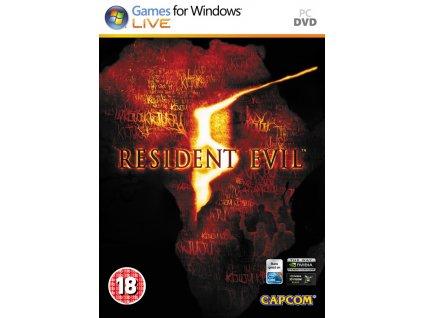 resident evil 5 pc l