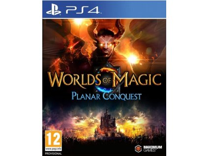 PS4 Worlds Of Magic Planar Conquest