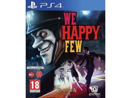 PS4 We Happy Few