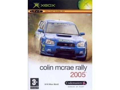 colin mcrae 2005 xbox