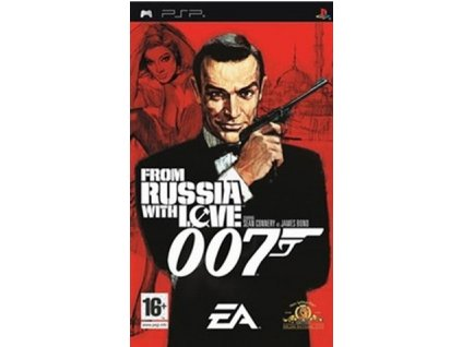 PSP From Russia With Love