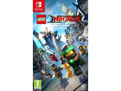 Switch LEGO Ninjago Movie Game Videogame