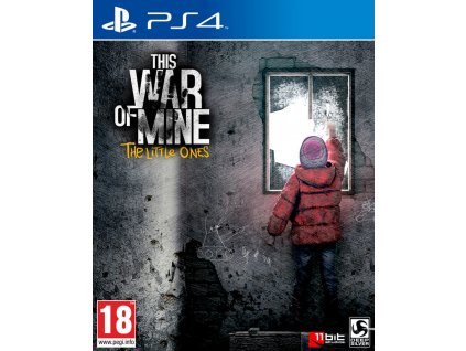 PS4 This War of Mine The Little Ones