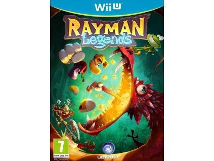 WiiU Rayman Legends Nové