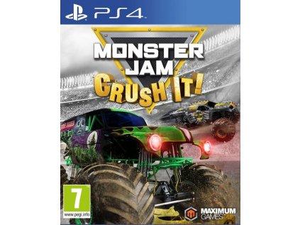 PS4 Monster Jam Crush It