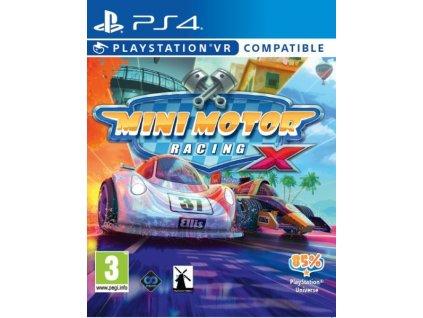 PS4 Mini Motor Racing X VR