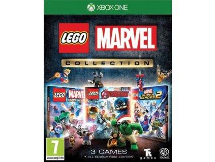 XONE LEGO Marvel Collection