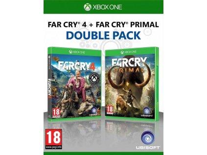 XONE Far Cry 4 CZ + Far Cry Primal