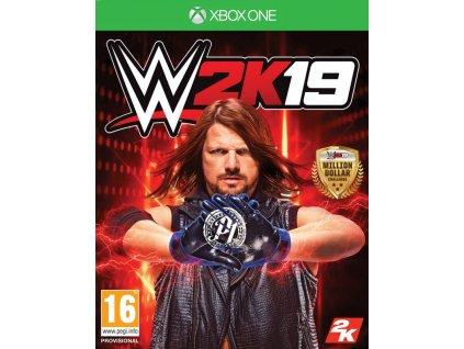 XONE WWE 2K19 Nové