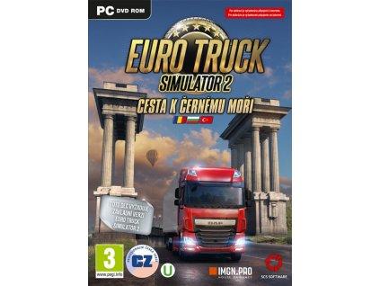 PC Euro Truck Simulator 2 Cesta k Černému Moři CZ Nové