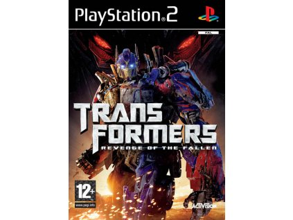PS2 Transformers Revenge of the Fallen