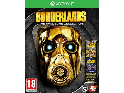 XONE Borderlands The Handsome Collection
