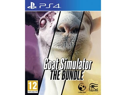 PS4 Goat Simulator The Bundle