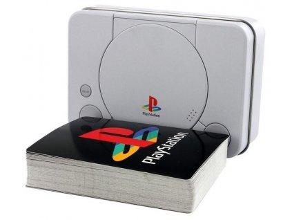 Hrací karty Playstation