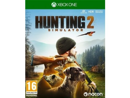 XONE Hunting Simulator 2